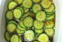 Cucumber / Pickled