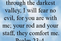 Encouraging Bible Verses / Encouraging bible verses to get you through those hard and unexpected bumps in your life. You are not alone, God knows your suffering and is with you every step of the way!