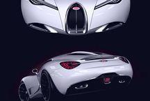 Auta&motocykle: koncepcyjne, prototypowe, szkice, futurystyczne