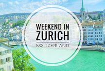 Zurich Switzerland Travel / Hotel Reviews + Attraction Reviews + Things To Do + Itineraries + Walking Routes + Photos