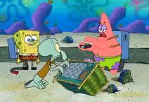 Patrick Hates Fred
