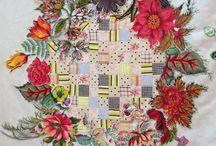 Patchwork, Appliqué, and Embroidery