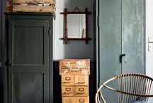 industrial vintage furniture
