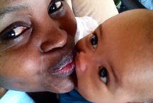 Mommy Fadhili  / Mom-ing my baby