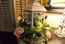 Selyemvirág dekorációk a nagyvilágból