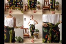 Batik Styles / All about Batik, Lurik, Songket, etc.. traditional fabric pattern and garment from Indonesia