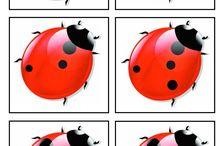 Kleuters - thema kriebelbeestjes