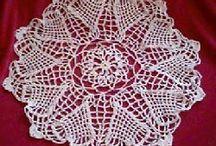 Crochet and Knitting / by Needles-N-Shuttles (Wally Sosa)