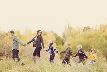 Family Photo Ideas / by Tessa Johnston