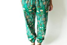 Sewing Patterns - Trousers