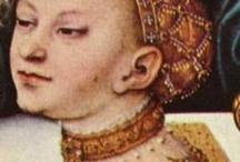 SCA female headgear & hair