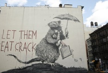 Banksy Murals / by Colossal Media