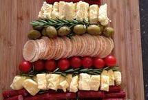 Weihnachten Essen