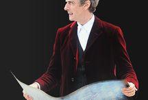 Peter Capaldi - 12th Doctor