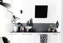 Inrichting Keuken