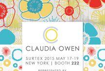Claudia Owen Surtex 2015
