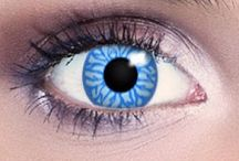 Contact Lenses / Coloured Fashion Contact Lenses including Scary Halloween and Crazy Lenses