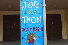 Jog-A-Thon / by Kristi