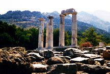 Mil viajes a Ítaca