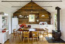 HOME //  Kitchens / by Sofia Plana