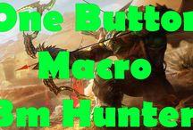 One Button Macro BM Hunter