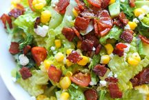 Recipes - Salads & Cold Food / by Lisa Harvey