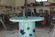 Mueble Ecologicos Madera Recuperada