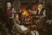 Children & Family subjects / by Amin Farid