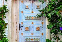 Kapı ķulp u