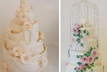 Wedding Cake Inspiration / Take a look at some of these incredible and unusual wedding cakes!