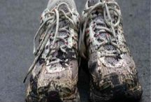 Trail shoes and trail running / I need new trail shoes and then I'm hitting some trails