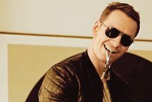 Michael Fassbender / Actor / by Adel Mar Ballo