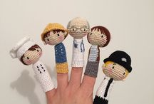 Finger Puppets si mitts