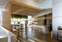 Cafe, Restaurant ideas
