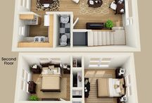 layout home 3D