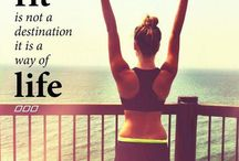 Fitspiration / Fitness