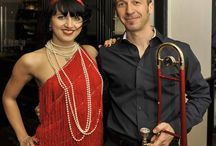 CHARLESTON / FLAPPER SHOW / Great Gatsby show by Ajna - The ROLLING 20's