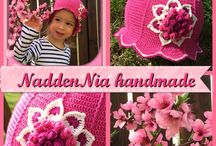 "Crochet Hats handmade by ""NaddenNia"" / My Crochet Hats"