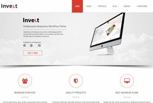 Wordpress themes / Nice designed Wordpress Themes I found.