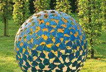 Gardening ideas/sculptures