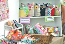 Craft stall / by Tracey Symonds