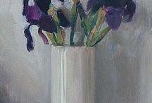 Bloemen / Schilderen