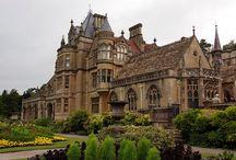 National Trust Houses UK