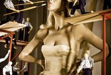 visual merchandising windows / by The Visionary Merchandiser