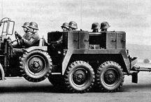 Krupp Kfz 69, 70 / Research - historical photos of Krupp light truck from WW2