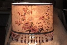 Lampshade obsession / by Minnie Hunt