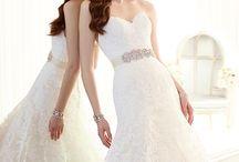 Lovely Weddings / Dresses, decor all Wedding related