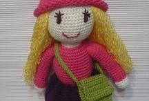 knitting / toys
