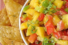 Salsa and Dips / by Gayle Neher
