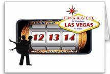 12.13.14 Las Vegas Wedding, Eloped, Engaged, Married